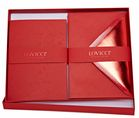 Regal Red Luxury Notecards